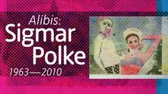 Alibis: Sigmar Polke. Tate Modern. 9 October 2014 – 8 February 2015