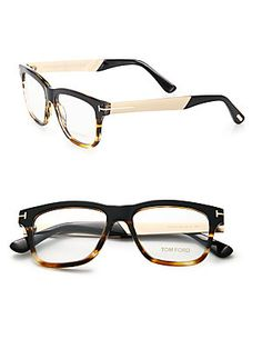 Tom Ford Eyewear Square Optical Glasses