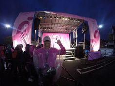 2015 Susan G Komen 3 Day 60 Mile walk through Philadelphia PA - Proud to say I did it... ONCE. #breastcancer