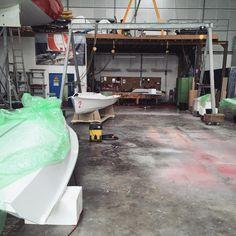 Visite des ateliers de fabrication.
