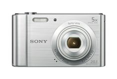 Sony (DSCW800) 20.1 MP Digital Camera (Silver) Price: $118.26 #telecommunication >>>#securityequipment >#cct >>#camera >>>#tablet Follow us @fastmart24 #fastmart24