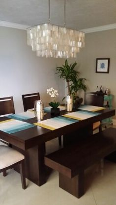 Ideas im genes y decoraci n de hogares comedores Plantillas decorativas ikea