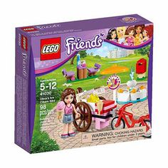 LEGO Friends Olivia's Ice Cream Bike, 41030