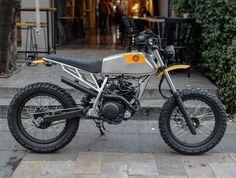 """1,225 Likes, 127 Comments - Bendita Macchina  (@benditamacchina) on Instagram: """"Salamandra - Yamaha Lander 250cc."""""""