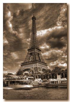 in my mind..i always go to Paris!