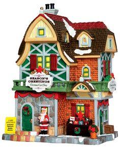 Season's Greetings Christmas Card Shop, Caddington Village (#0692)