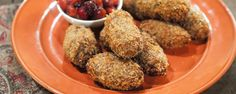 Turn that leftover stuffing into delicious croquettes!
