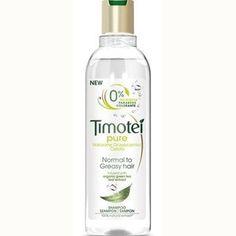 W Klubie Ekspertek możesz przetestować i ocenić Timotei Pure Naturalne Oczyszczenie (pinterest)