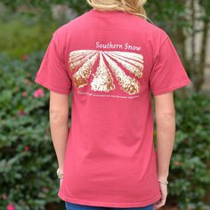 Southern Snow T-Shirt – The Good South