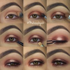 For product details and step by step tutorials follow @Makeupbynik on Instagram!❤️✨