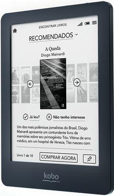 KOBO GLO PRETO | Livraria Cultura