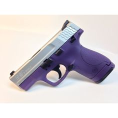 Goddess Purple S&W Shield 9mm