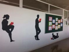 En mi biblioteca / Chile, Bulletin boards