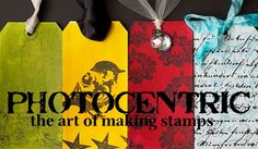 The Art of Making Stamps. Lots of great information and ideas on stamping & embossing.