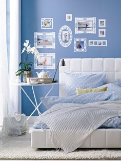 long island wohnstil: einrichtung des schlafzimmers: schlafzimmer, Wohnzimmer dekoo