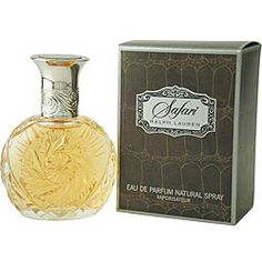 @Overstock.com - Safari by Ralph Lauren Women's 2.5-ounce Eau de Parfum Spray - Spritz on this feminine eau de parfum spray for women by Ralph Lauren to draw attention during your day at the office or out with the girls. The floral and citrus notes are cheery enough that you can use this fragrance as your everyday go-to scent.  http://www.overstock.com/Health-Beauty/Safari-by-Ralph-Lauren-Womens-2.5-ounce-Eau-de-Parfum-Spray/2737888/product.html?CID=214117 $79.99