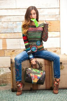 Desigual-Kampagne #doitinthemorning | Die Spot. Official Store Desigual