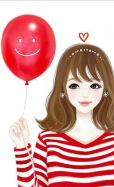 Imagen de Enakei, girl, and kawaii