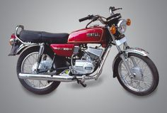 My uncle old bike in late 70's and still in my garage... Yamaha RX100 was the original hooligan bike back in 90s