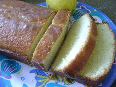 Fresh Lemon Bread
