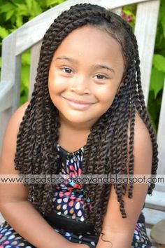Styles for Your Curly Daughter- Natural Hair Styles