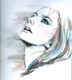 Effy Stonem/ Kaya Scodelario from Skins UK water color 2 by ~LizabethSullivan on Deviantart (http://lizabetsullivan.deviantart.com/art/effy-kaya-water-colour-2-315825709)