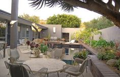 ... Garden in Outdoor Patio Furniture Design Ideas with Swimming Pools, 500x323 in 69.1KB