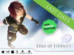 Edge of Eternity - Kickstarter
