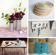 Simple home decorating ideas inspiring well crafts gift card easy home decor - Diy Decorating Diy Home Decor Rustic, Simple Home Decoration, Decoration Design, Easy Home Decor, Home Decor Bedroom, Nifty Crafts, Diy And Crafts Sewing, Crafts To Sell, Decor Crafts
