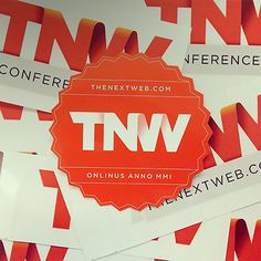 Stickers The Next Web by Saus