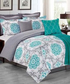 Turquoise Bedroom Decorations Ideas and Inspirations