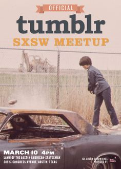 Tumblr sxsw meet up, 10th of March 4pm. #sxswrabbits