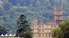 Visit Highclere Castle, aka Downton Abbey