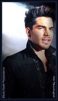 Adam Lambert @ Style Fashion Week, LA