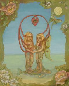"""""""Luna Love"""" by Joan Wheeler"""