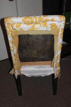 DIY Parson Chair