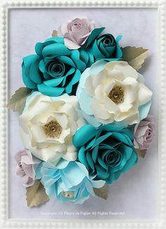 ペーパーフラワーでウェルカムボード の画像|Paper Flowers 〜ペーパーフラワーデザイナー 前田京子(JPA本部講師)のブログ〜