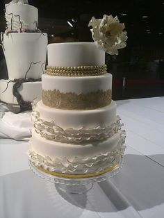 Cake from show The Wedding cake of the year 2015 Wedding Cakes, Desserts, Food, Wedding Gown Cakes, Meal, Wedding Pie Table, Deserts, Essen, Wedding Cake