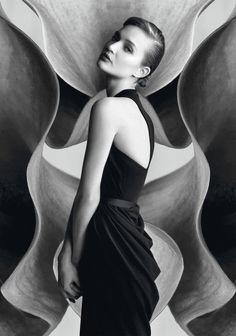 Emily Ward - Stylist / Justin Ridler - Photographer