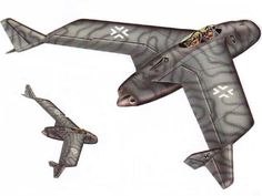 BV P210 fighter concept