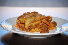 Weight Watchers Ground #Beef #Pasta #Sauce #recipe – 3 WW points, 3 WW points plus