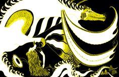 Illustration)))To book ``Ritual``)Dyachenku)