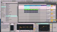 ableton sidechain - YouTube