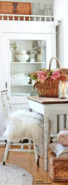 1000 Images About AntiqueampWhite On Pinterest Cottage