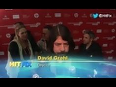 Sound City - Interview with David Grohl on the 2013 Sundance Red Carpet