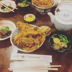 天丼どーん by syukumari