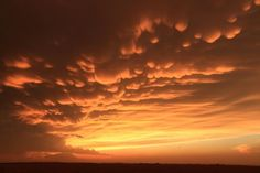 On the prairie, in the fall, lovin' the Texas sky. Cottonwood Creek, Texas, Clouds, Sky, Deep, Spaces, Vacation, Sunset, Heart