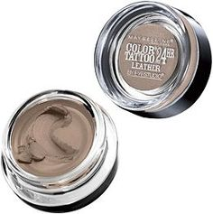 NEW! Maybelline Color Tattoo Leather in Creamy Beige