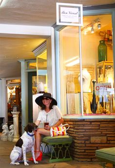 bon vivant Palm Springs This is how chic I want to be in PS