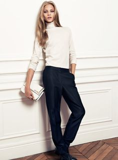 Anna Selezneva for Mango Fall 2012 Catalogue   Fashion Gone Rogue: The Latest in Editorials and Campaigns